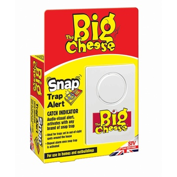 The Big Cheese Snap Trap Alert