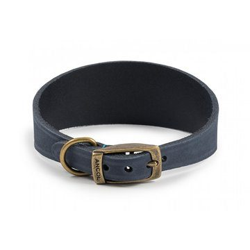 Timberwolf Whippet Leather Collar