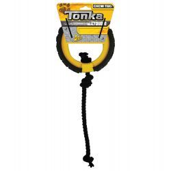 Tonka Mega Tread Rope Tug Dog Toy