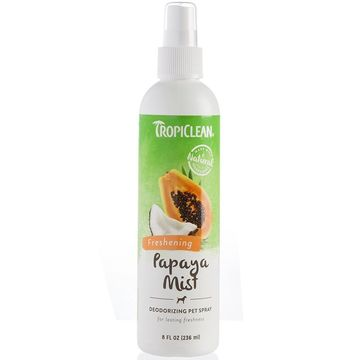 TropiClean Papaya Mist Deodorant Spray