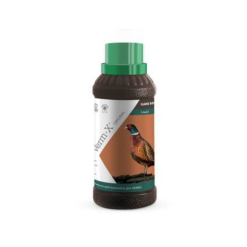 Verm-X Herbal Liquid for Game Birds