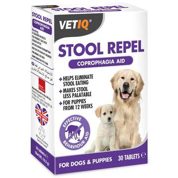 VetIQ Stool Repel (Coprophagia Aid for Dogs)