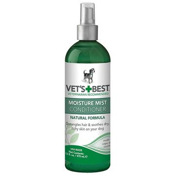 Vets Best Moisture Mist Conditioner for Dogs