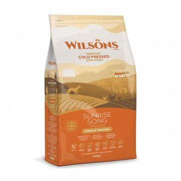 Wilsons Cold Pressed Dog Food