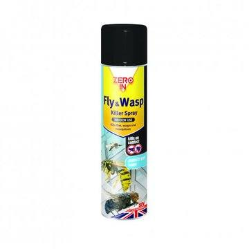 Zero In Fly & Wasp Killer Aerosol