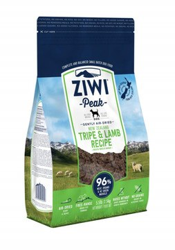 Ziwi Peak Daily Dog Air Dried Cuisine Pouches Tripe & Lamb