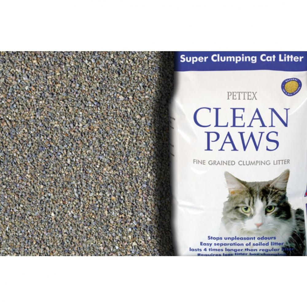 Clean Paws Super Clumping Cat Litter