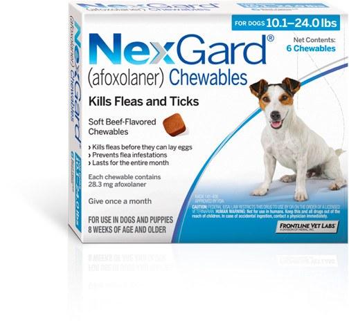 Nexgard Flea Tablets For Dogs Viovet