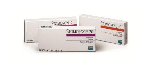 giardia e stomorgyl)