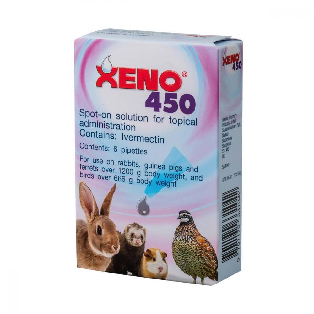 Xeno 20 Spot On Parasite & Flea Treatment
