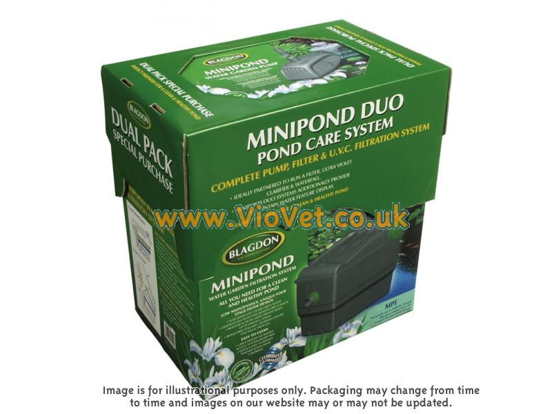 Interpet Mini Pond Care Systems
