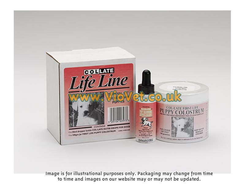NETTEX Lifeline Col-Late Puppies Combo Pack