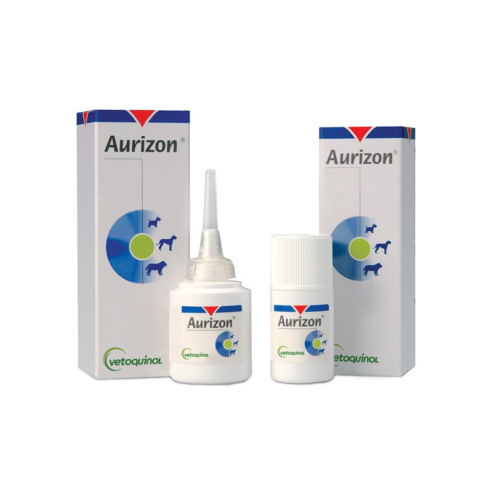 Aurizon Ear Drops for Dogs