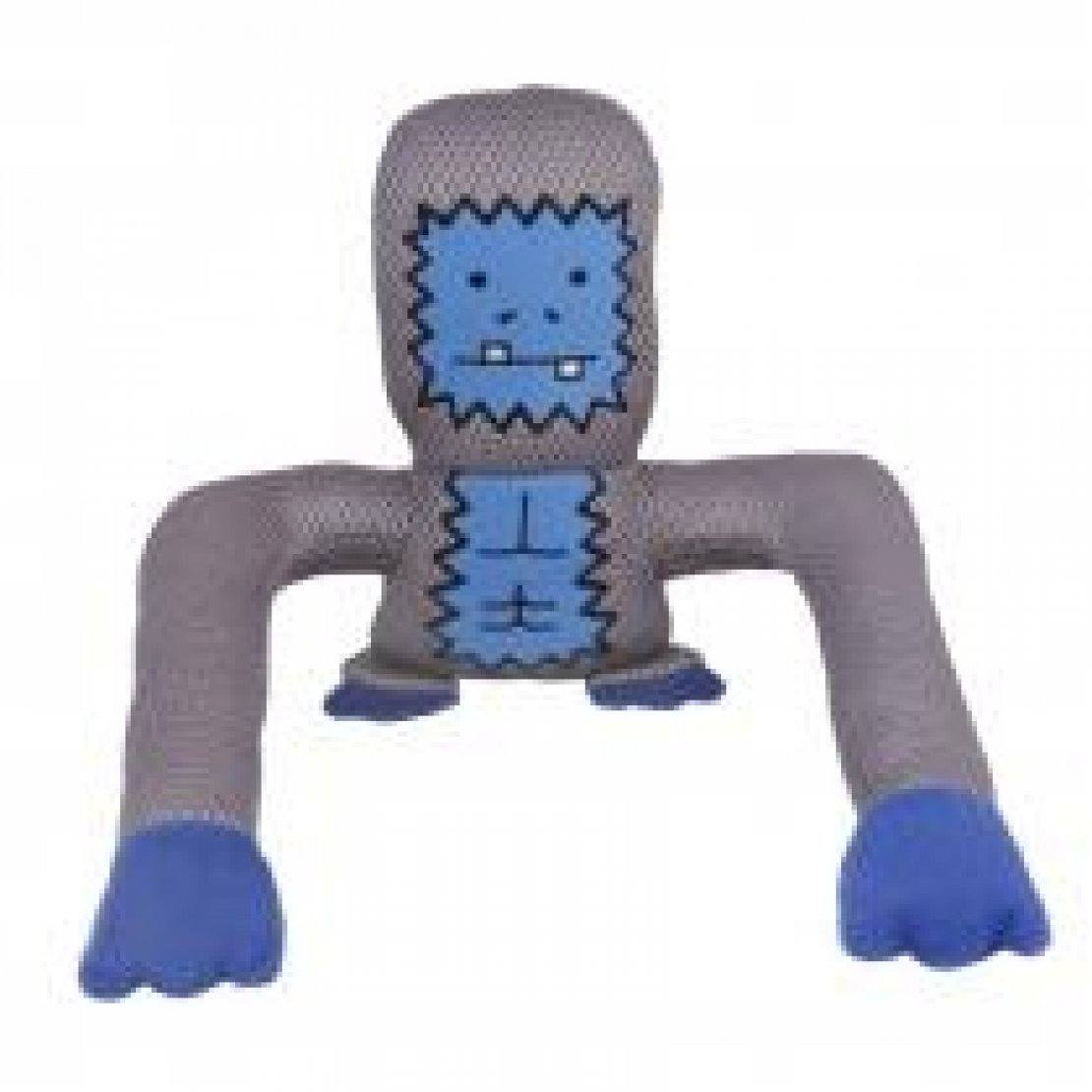 Ministry Of Pets Yan The Yeti Plush Rope Toy