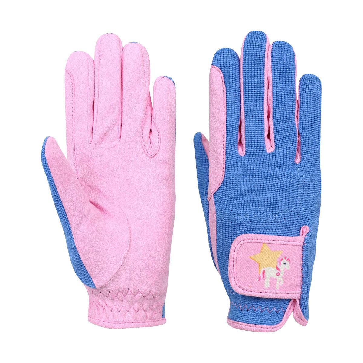 Little Rider Star in Show Riding Gloves