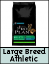 PURINA PRO PLAN Large Breed Athletic Lamb with Rice Puppy Food