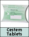Cestem Wormer Flavoured Tablets for Dogs
