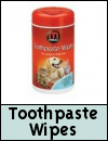 Mikki Toothpaste Wipes for Dogs