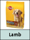 Pedigree Dog Food » Adult Lamb