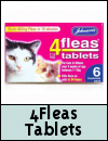 4Fleas Tablets for Dogs & Cats