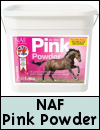 NAF in the Pink Powder for Horses