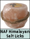 NAF Himalayan Salt Licks for Horses