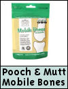 Pooch & Mutt Mobile Bones Joint Supplement for Dogs