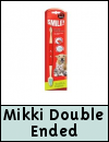 Mikki Double Ended Toothbrush for Dogs & Cats