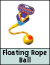 Happy Pet » Floating Rope Ball