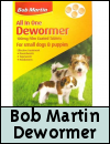 Bob Martin All In One Dewormer Tablets for Dogs