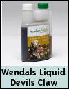 Wendals Devils Claw Root Liquid for Dogs