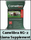 GWF Nutrition Alpaca & Llama Food Supplement