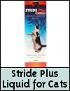 Stride Plus Liquid For Cats
