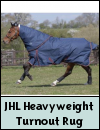 JHL Heavyweight Turnout Rug