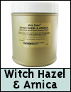 Gold Label Witch Hazel and Arnica Gel