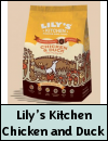 Lily's Kitchen Chicken & Duck Grain-Free Dog Food