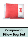 Companion » Pillow Dog Bed