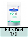 Hills Prescription Diet T/D Cat Food