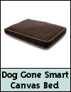 Dog Gone Smart Canvas Bed