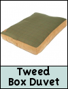 Danish Design » Tweed Box Duvet