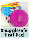 Snugglesafe Microwavable Heat Pad & Cover
