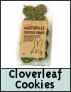 Boredom Breaker Treats » Cloverleaf Cookies