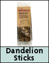Boredom Breaker Treats » Dandelion Sticks