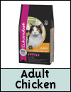 Eukanuba Adult Rich In Chicken With Liver Cat Food
