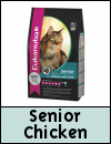 Eukanuba Senior Rich In Chicken With Liver Cat Food
