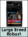 PURINA PRO PLAN Adult Large Breed Robust Chicken with Rice Dog Food