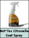Net-Tex Citronella Coat Spray for Horses
