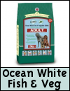 James Wellbeloved Adult Maintenance Ocean White Fish & Vegetable Dog Food
