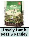 Lily's Kitchen Lovely Lamb with Peas & Parsley Dog Food