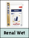 Royal Canin Feline Veterinary Diets Renal Wet Cat Food